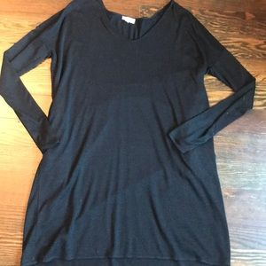 Aritzia Perfect Black Dress